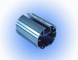 Aluminium Extruderede profiler 28