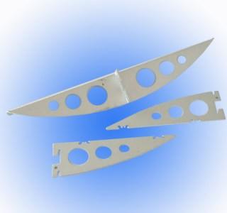 Aluminium CNC bearbejdning 9