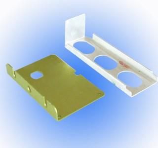Aluminium CNC bearbejdning 5