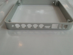 Aluminium CNC bearbejdning 2