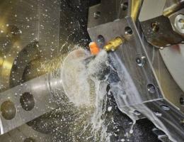 Metalbearbejdning. CNC Spåntagende bearbejdning, Dreje.